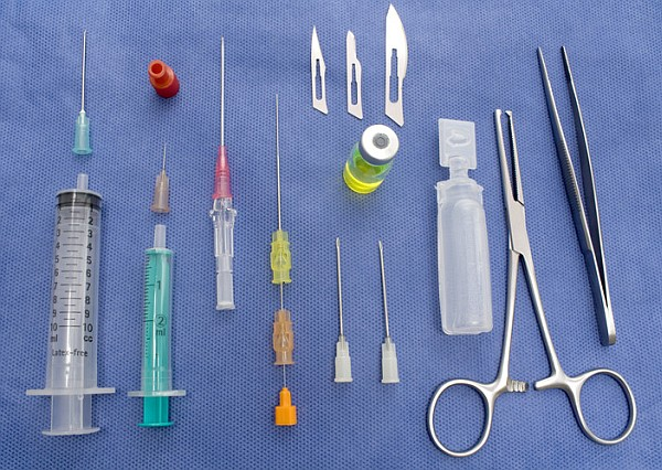 Surgical and Medical Equipment, Needle Pointing