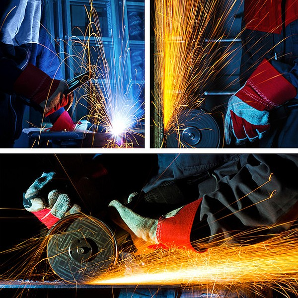 Welding, Metal Fabrication