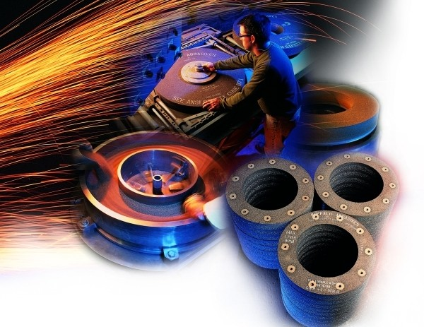 Our one and only business is manufacturing special Grinding Wheels and <br>Cutoff Blades engineered for optimum performance on specific applications