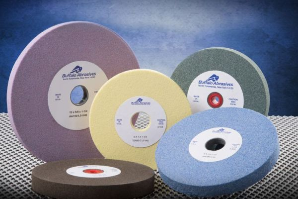 Vitrified Surface Grinding Wheels;<br>Stock available in standard sizes and specifications